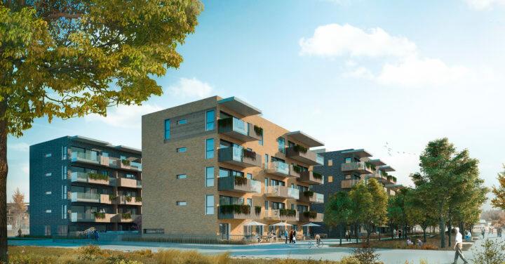Husebyhagen, Skedsmo